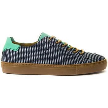 kengät Naiset Matalavartiset tennarit Montevita 71829 BLUE
