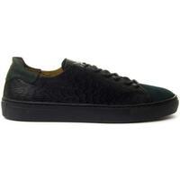 kengät Naiset Matalavartiset tennarit Montevita 71831 BLACK