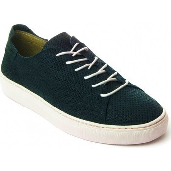 kengät Naiset Matalavartiset tennarit Montevita 71840 BLUE