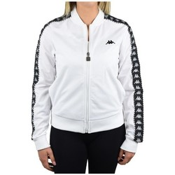 vaatteet Naiset Svetari Kappa Imilia Training Jacket Valkoiset