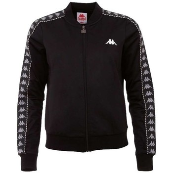 vaatteet Naiset Svetari Kappa Imilia Training Jacket Mustat