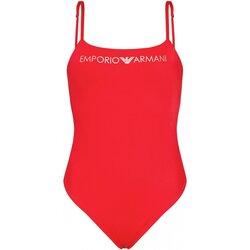 vaatteet Naiset Yksiosainen uimapuku Armani 262620 1P313 Punainen