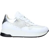 kengät Naiset Matalavartiset tennarit Alviero Martini P138 550A Valkoinen
