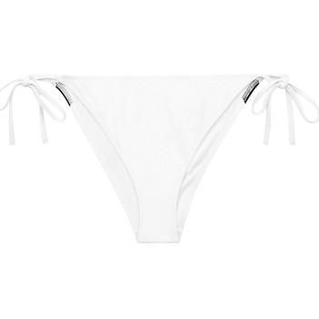 vaatteet Naiset Bikinit Calvin Klein Jeans KW0KW01230 Valkoinen