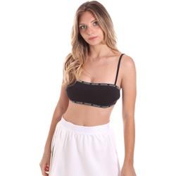 vaatteet Naiset Bikinit Calvin Klein Jeans KW0KW01274 Musta