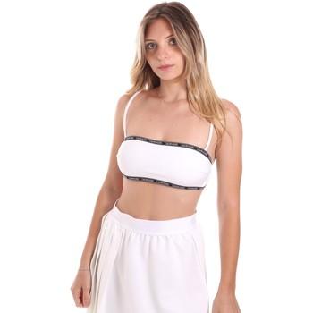 vaatteet Naiset Bikinit Calvin Klein Jeans KW0KW01274 Valkoinen