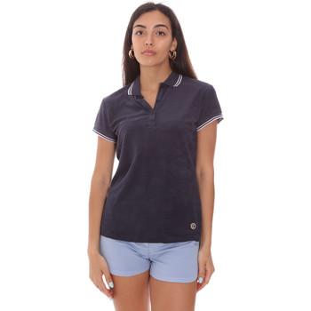 vaatteet Naiset Lyhythihainen poolopaita Colmar 8733 2TQ Sininen
