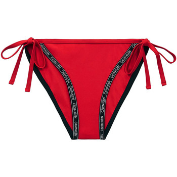 vaatteet Naiset Bikinit Calvin Klein Jeans KW0KW01326 Punainen
