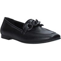 kengät Naiset Mokkasiinit Grace Shoes 883K002 Musta