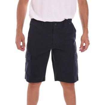 vaatteet Miehet Shortsit / Bermuda-shortsit Calvin Klein Jeans K10K107101 Sininen