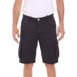 vaatteet Miehet Shortsit / Bermuda-shortsit Gaudi 111GU25042 Sininen