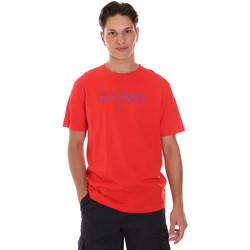 vaatteet Miehet Lyhythihainen t-paita Invicta 4451242/U Punainen