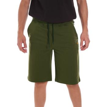 vaatteet Miehet Shortsit / Bermuda-shortsit Ciesse Piumini 215CPMP71415 C4410X Vihreä