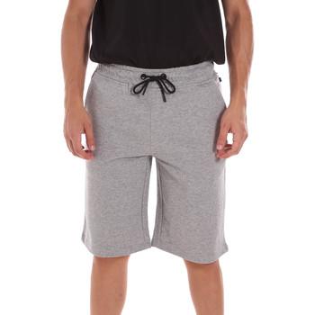 vaatteet Miehet Shortsit / Bermuda-shortsit Ciesse Piumini 215CPMP71415 C4410X Harmaa
