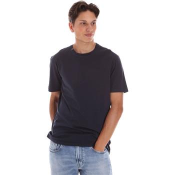 vaatteet Miehet Lyhythihainen t-paita Ciesse Piumini 215CPMT01455 C2410X Musta