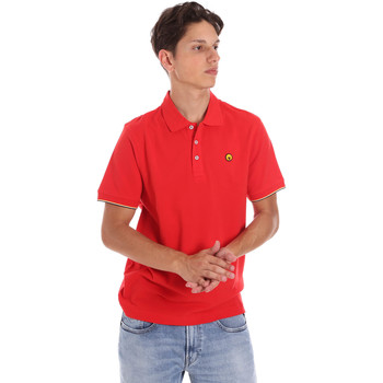 vaatteet Miehet Lyhythihainen poolopaita Ciesse Piumini 215CPMT21424 C0530X Punainen