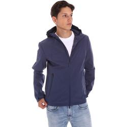 vaatteet Miehet Takit Ciesse Piumini 215CPMJ31396 P7B23X Sininen