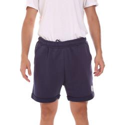 vaatteet Miehet Shortsit / Bermuda-shortsit Fila 689288 Sininen