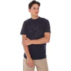 vaatteet Miehet Lyhythihainen t-paita Invicta 4451241/U Sininen