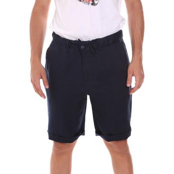 vaatteet Miehet Shortsit / Bermuda-shortsit Sseinse PB737SS Sininen