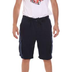 vaatteet Miehet Shortsit / Bermuda-shortsit Sseinse PB756SS Sininen
