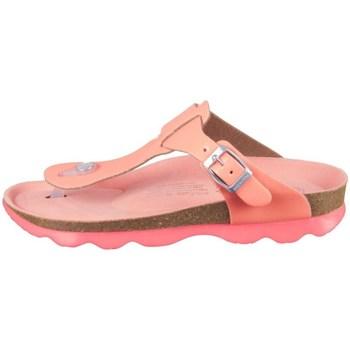 kengät Lapset Varvassandaalit Superfit Earth Vaaleanpunaiset