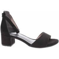 kengät Naiset Sandaalit ja avokkaat Jana 882836026001 Mustat