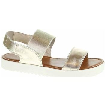 kengät Naiset Sandaalit ja avokkaat Marco Tozzi 222836030960 Kullanväriset