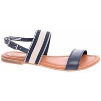 kengät Naiset Sandaalit ja avokkaat S.Oliver 552811122805 Mustat, Beesit, Ruskeat