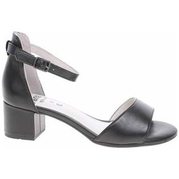 kengät Naiset Sandaalit ja avokkaat Jana 882833424001 Mustat