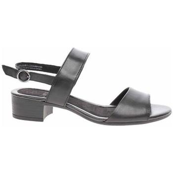 kengät Naiset Sandaalit ja avokkaat Jana 882820324001 Mustat