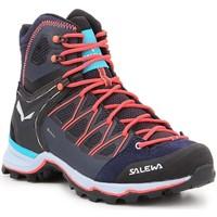 kengät Naiset Vaelluskengät Salewa Ws Mtn Trainer Lite Mid GTX 61360-3989 navy