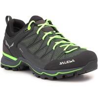kengät Miehet Vaelluskengät Salewa Ms Mtn Trainer Lite 61361-5945 olive green