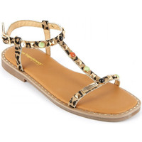 kengät Naiset Sandaalit ja avokkaat Les Tropéziennes par M Belarbi Clelia Monivärinen