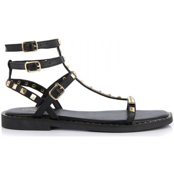 kengät Tytöt Sandaalit ja avokkaat Les Tropéziennes par M Belarbi Coralie Musta