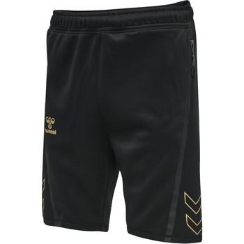 vaatteet Miehet Shortsit / Bermuda-shortsit Hummel Short  hmlCIMA noir