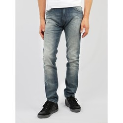 vaatteet Miehet Slim-farkut Wrangler ® Larston Slim Tapered W18S0878G