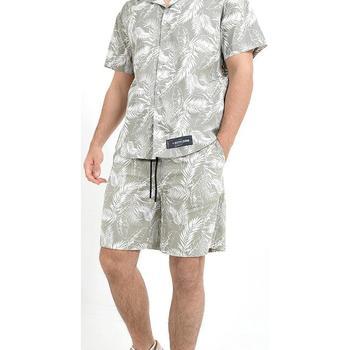 vaatteet Miehet Shortsit / Bermuda-shortsit Sixth June Short  tropical
