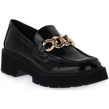 kengät Naiset Mokkasiinit Steve Madden AMULET BLACK Nero