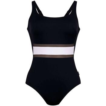 vaatteet Naiset Yksiosainen uimapuku Rosa Faia 7717 001 Musta