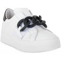 kengät Naiset Matalavartiset tennarit At Go GO 4693 GALAXY BIANCO Bianco