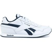 kengät Lapset Matalavartiset tennarit Reebok Sport Royal Cljog 30 Valkoiset