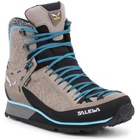 kengät Naiset Vaelluskengät Salewa WS Mtn Trainer 2 Winter Gtx Beesit