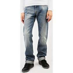 vaatteet Miehet Suorat farkut Lee Blake L708CRCH blue