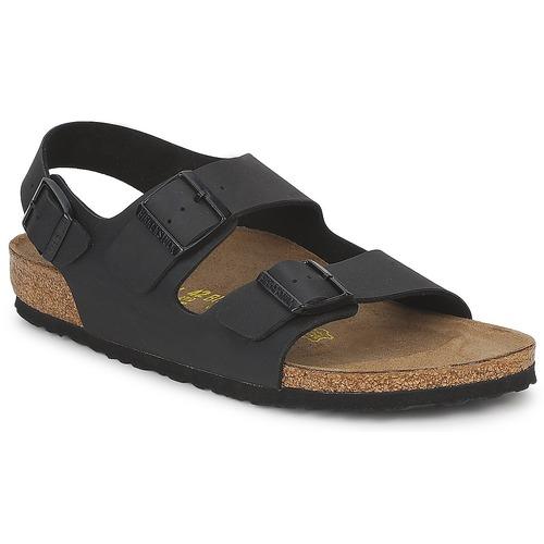 kengät Miehet Sandaalit ja avokkaat Birkenstock MILANO Black