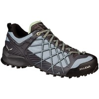 kengät Naiset Vaelluskengät Salewa WS Wildfire Mustat