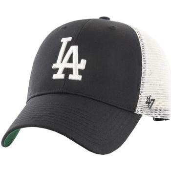 Asusteet / tarvikkeet Miehet Lippalakit 47 Brand MLB LA Dodgers Cap Noir
