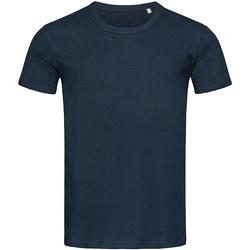 vaatteet Miehet Lyhythihainen t-paita Stedman Stars Stars Blue