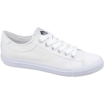 kengät Naiset Matalavartiset tennarit Lee Cooper LCWL2031014 Valkoiset