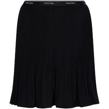 vaatteet Naiset Hame Calvin Klein Jeans K20K202589 Musta